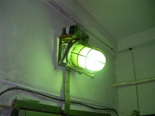Как сделать освещение в подъезде