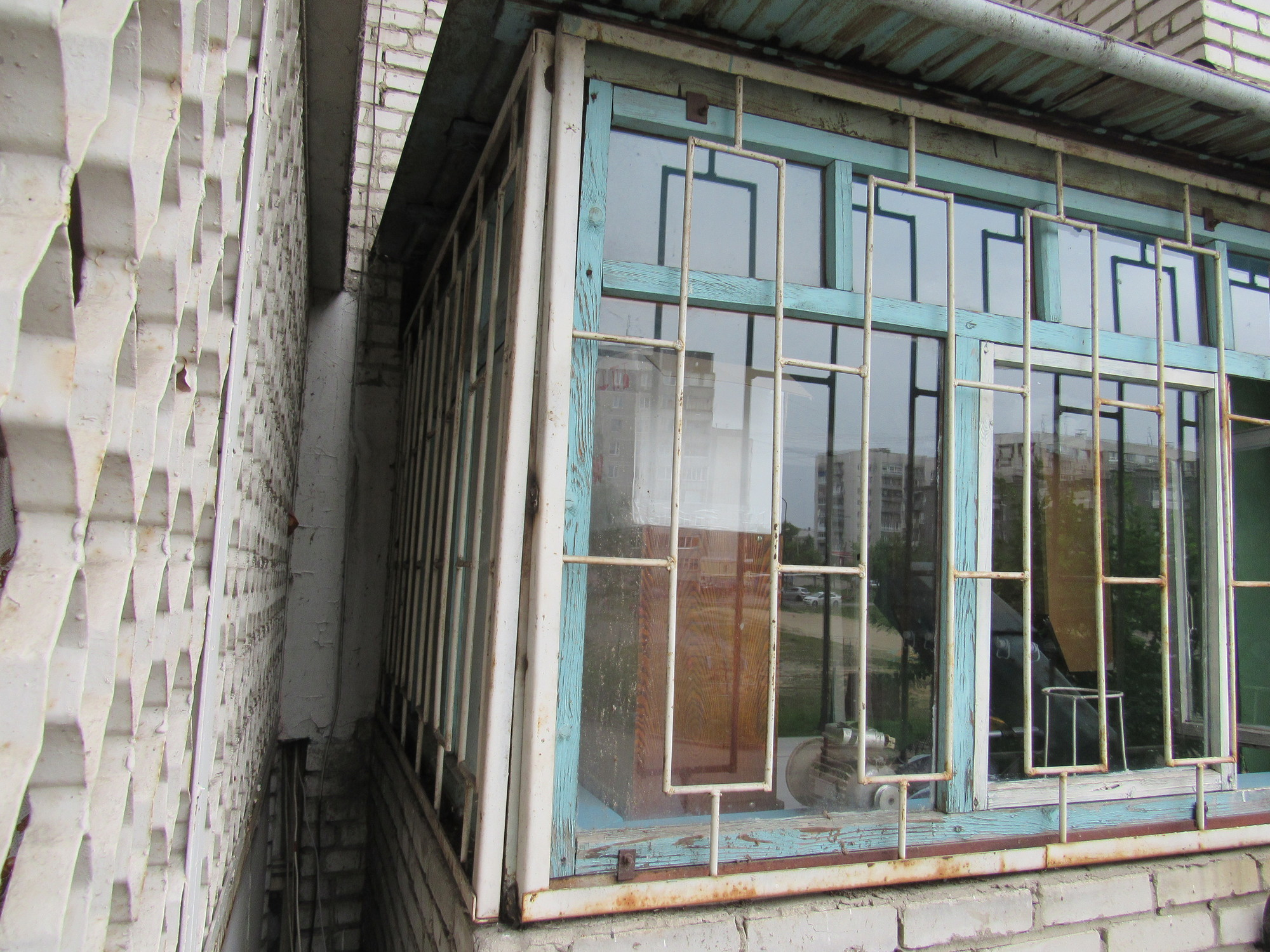 "Курган курганский ""самоделкин"" незаконно оборудовал балкон н."