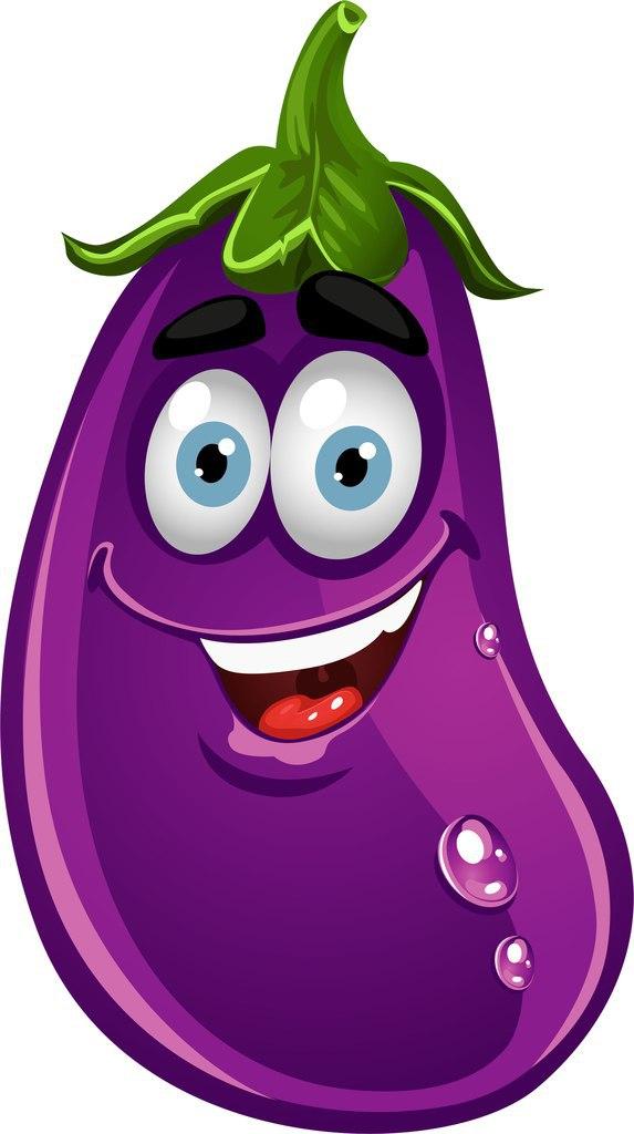 Прикольные овощи и фрукты рисунки для